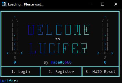 Lucifer Selfbot+ 1